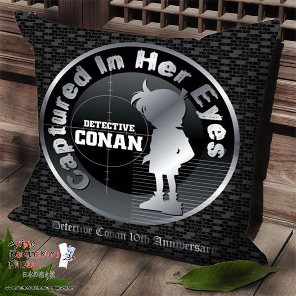 New Detective Conan Anime Dakimakura Square Pillow Cover SPC193 - Anime Dakimakura Pillow Shop | Fast, Free Shipping, Dakimakura Pillow & Cover shop, pillow For sale, Dakimakura Japan Store, Buy Custom Hugging Pillow Cover - 1