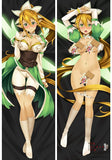 New  Sword Art Online Anime Dakimakura Japanese Pillow Cover ContestFiftyFour24 - Anime Dakimakura Pillow Shop | Fast, Free Shipping, Dakimakura Pillow & Cover shop, pillow For sale, Dakimakura Japan Store, Buy Custom Hugging Pillow Cover - 1