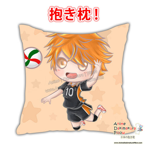 New Haikyuu Anime Dakimakura Japanese Square Pillow Cover Custom Designer Ylliart ADC549 - Anime Dakimakura Pillow Shop | Fast, Free Shipping, Dakimakura Pillow & Cover shop, pillow For sale, Dakimakura Japan Store, Buy Custom Hugging Pillow Cover - 1