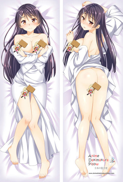 New Koinaka - Kudou Mai Anime Dakimakura Japanese Pillow Cover ContestEightyNine ADP-9077 - Anime Dakimakura Pillow Shop | Fast, Free Shipping, Dakimakura Pillow & Cover shop, pillow For sale, Dakimakura Japan Store, Buy Custom Hugging Pillow Cover - 1