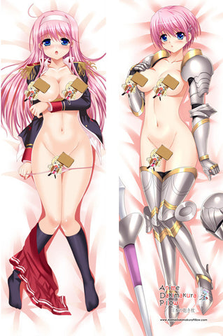 New Walkure Romanze Kisaki Mio Anime Dakimakura Japanese Pillow Cover ContestNinety ADP-9087 - Anime Dakimakura Pillow Shop | Fast, Free Shipping, Dakimakura Pillow & Cover shop, pillow For sale, Dakimakura Japan Store, Buy Custom Hugging Pillow Cover - 1
