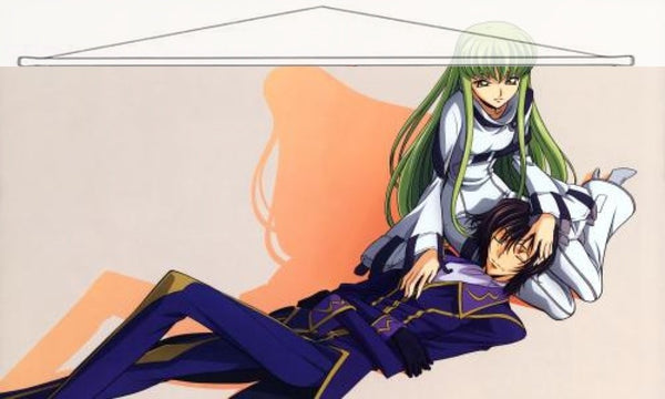 Code Geass Japanese Anime Wall Scroll Poster and Banner 1 - Anime Dakimakura Pillow Shop | Fast, Free Shipping, Dakimakura Pillow & Cover shop, pillow For sale, Dakimakura Japan Store, Buy Custom Hugging Pillow Cover - 1