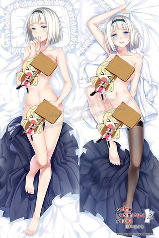 New Anna Nishikinomiya - Shimoseka SOX Anime Dakimakura Japanese Hugging Body Pillow Cover 1 +2 - Anime Dakimakura Pillow Shop | Fast, Free Shipping, Dakimakura Pillow & Cover shop, pillow For sale, Dakimakura Japan Store, Buy Custom Hugging Pillow Cover - 1