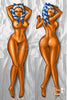 New Ahsoka Anime Dakimakura Japanese Pillow Custom Designer Grrriva ADC592 - Anime Dakimakura Pillow Shop | Fast, Free Shipping, Dakimakura Pillow & Cover shop, pillow For sale, Dakimakura Japan Store, Buy Custom Hugging Pillow Cover - 2