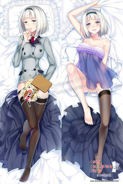 New Anna Nishikinomiya - Shimoseka SOX Anime Dakimakura Japanese Hugging Body Pillow Cover 1+2b - Anime Dakimakura Pillow Shop | Fast, Free Shipping, Dakimakura Pillow & Cover shop, pillow For sale, Dakimakura Japan Store, Buy Custom Hugging Pillow Cover - 1