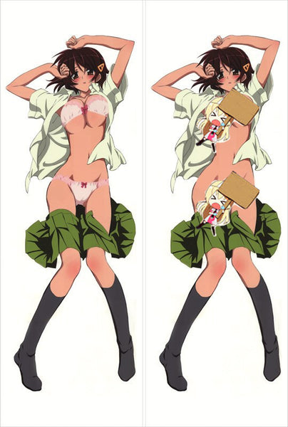 New Kamen no Maid Guy Anime Dakimakura Japanese Pillow Cover 30 - Anime Dakimakura Pillow Shop | Fast, Free Shipping, Dakimakura Pillow & Cover shop, pillow For sale, Dakimakura Japan Store, Buy Custom Hugging Pillow Cover - 1