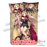 New Ereshkiga - Fate Grand Order Japanese Anime Bed Blanket or Duvet Cover with Pillow Covers ADP-CP180015