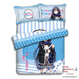 New Yukino Yukinoshita - My Teen Romantic Comedy Japanese Anime Bed Blanket or Duvet Cover with Pillow Covers ADP-CP151218 - Anime Dakimakura Pillow Shop | Fast, Free Shipping, Dakimakura Pillow & Cover shop, pillow For sale, Dakimakura Japan Store, Buy Custom Hugging Pillow Cover - 4