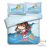 New Akagi - Kantai Collection Japanese Anime Bed Blanket or Duvet Cover with Pillow Covers ADP-CP151216 - Anime Dakimakura Pillow Shop | Fast, Free Shipping, Dakimakura Pillow & Cover shop, pillow For sale, Dakimakura Japan Store, Buy Custom Hugging Pillow Cover - 4