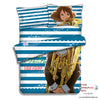 New Kumiko Oumae - Sound Euphonium Japanese Anime Bed Blanket or Duvet Cover with Pillow Covers ADP-CP151230 - Anime Dakimakura Pillow Shop | Fast, Free Shipping, Dakimakura Pillow & Cover shop, pillow For sale, Dakimakura Japan Store, Buy Custom Hugging Pillow Cover - 4