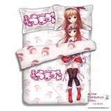 New Umaru Doma - Himouto Umaru Chan Japanese Anime Bed Blanket or Duvet Cover with Pillow Covers ADP-CP151208 - Anime Dakimakura Pillow Shop | Fast, Free Shipping, Dakimakura Pillow & Cover shop, pillow For sale, Dakimakura Japan Store, Buy Custom Hugging Pillow Cover - 4