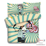 New Gintoki Sakata - Gintama Japanese Anime Bed Blanket or Duvet Cover with Pillow Covers ADP-CP151221 - Anime Dakimakura Pillow Shop | Fast, Free Shipping, Dakimakura Pillow & Cover shop, pillow For sale, Dakimakura Japan Store, Buy Custom Hugging Pillow Cover - 4