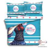 New Yui Yuigahama - My Teen Romantic Comedy Japanese Anime Bed Blanket or Duvet Cover with Pillow Covers ADP-CP151219 - Anime Dakimakura Pillow Shop | Fast, Free Shipping, Dakimakura Pillow & Cover shop, pillow For sale, Dakimakura Japan Store, Buy Custom Hugging Pillow Cover - 4