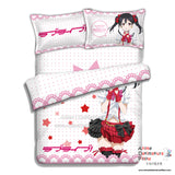 New Nico Yazawa - Love Live Japanese Anime Bed Blanket or Duvet Cover with Pillow Covers ADP-CP151211 - Anime Dakimakura Pillow Shop | Fast, Free Shipping, Dakimakura Pillow & Cover shop, pillow For sale, Dakimakura Japan Store, Buy Custom Hugging Pillow Cover - 4