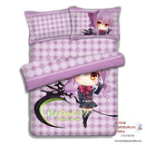 New Shinoa Hiragi - Seraph of the End Japanese Anime Bed Blanket or Duvet Cover with Pillow Covers ADP-CP151234b - Anime Dakimakura Pillow Shop | Fast, Free Shipping, Dakimakura Pillow & Cover shop, pillow For sale, Dakimakura Japan Store, Buy Custom Hugging Pillow Cover - 4