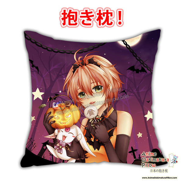 New Tsubasa Chronicles Anime Dakimakura Japanese Square Pillow Cover Custom Designer Shiro-tae ADC603