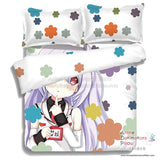 New Isla - Plastic Memories Japanese Anime Bed Blanket or Duvet Cover with Pillow Covers ADP-CP150018 - Anime Dakimakura Pillow Shop | Fast, Free Shipping, Dakimakura Pillow & Cover shop, pillow For sale, Dakimakura Japan Store, Buy Custom Hugging Pillow Cover - 2
