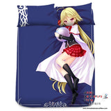 New Mira Yamana - Trinity Seven Japanese Anime Bed Blanket or Duvet Cover with Pillow Covers Blanket 1 - Anime Dakimakura Pillow Shop | Fast, Free Shipping, Dakimakura Pillow & Cover shop, pillow For sale, Dakimakura Japan Store, Buy Custom Hugging Pillow Cover - 2