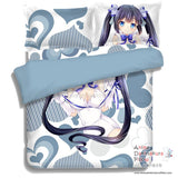 New Hestia - DanMachi Japanese Anime Bed Blanket or Duvet Cover with Pillow Covers ADP-CP150002 - Anime Dakimakura Pillow Shop | Fast, Free Shipping, Dakimakura Pillow & Cover shop, pillow For sale, Dakimakura Japan Store, Buy Custom Hugging Pillow Cover - 4