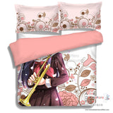 New Reina Kousaka - Sound Euphonium Japanese Anime Bed Blanket or Duvet Cover with Pillow Covers ADP-CP150022 - Anime Dakimakura Pillow Shop | Fast, Free Shipping, Dakimakura Pillow & Cover shop, pillow For sale, Dakimakura Japan Store, Buy Custom Hugging Pillow Cover - 6
