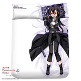 New Kirito Kasuto Kirigaya - Sword Art Online 2 Japanese Anime Bed Blanket or Duvet Cover with Pillow Covers Blanket 13 - Anime Dakimakura Pillow Shop | Fast, Free Shipping, Dakimakura Pillow & Cover shop, pillow For sale, Dakimakura Japan Store, Buy Custom Hugging Pillow Cover - 2
