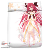New Kotori Itsuka - Date a Live Japanese Anime Bed Blanket or Duvet Cover with Pillow Covers Blanket 9 - Anime Dakimakura Pillow Shop | Fast, Free Shipping, Dakimakura Pillow & Cover shop, pillow For sale, Dakimakura Japan Store, Buy Custom Hugging Pillow Cover - 2