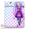 New Shiro - No Game No Life Japanese Anime Bed Blanket or Duvet Cover with Pillow Covers Blanket 1 - Anime Dakimakura Pillow Shop | Fast, Free Shipping, Dakimakura Pillow & Cover shop, pillow For sale, Dakimakura Japan Store, Buy Custom Hugging Pillow Cover - 2