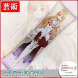 New Asuna - Sword Art Online Anime Dakimakura Japanese Hugging Body Pillow Cover GZFONG200 - Anime Dakimakura Pillow Shop | Fast, Free Shipping, Dakimakura Pillow & Cover shop, pillow For sale, Dakimakura Japan Store, Buy Custom Hugging Pillow Cover - 1
