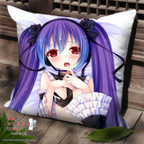New Hatsune Miku - Vocaloid Anime Dakimakura Square Pillow Cover SPC203 - Anime Dakimakura Pillow Shop | Fast, Free Shipping, Dakimakura Pillow & Cover shop, pillow For sale, Dakimakura Japan Store, Buy Custom Hugging Pillow Cover - 1
