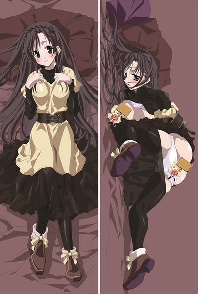 New School Days Anime Dakimakura Japanese Pillow Cover SD2 - Anime Dakimakura Pillow Shop | Fast, Free Shipping, Dakimakura Pillow & Cover shop, pillow For sale, Dakimakura Japan Store, Buy Custom Hugging Pillow Cover - 1
