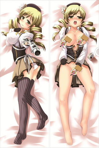 New Puella Magi Madoka Magica Anime Dakimakura Japanese Pillow Cover MQ6 - Anime Dakimakura Pillow Shop | Fast, Free Shipping, Dakimakura Pillow & Cover shop, pillow For sale, Dakimakura Japan Store, Buy Custom Hugging Pillow Cover - 1