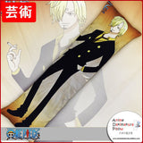 New Sanji - One Piece Anime Dakimakura Japanese Hugging Body Pillow Cover GZFONG209 - Anime Dakimakura Pillow Shop | Fast, Free Shipping, Dakimakura Pillow & Cover shop, pillow For sale, Dakimakura Japan Store, Buy Custom Hugging Pillow Cover - 1
