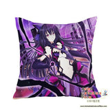New Yatogami Tohka - Date a Live Anime Dakimakura Square Pillow Cover GZFONG20 - Anime Dakimakura Pillow Shop | Fast, Free Shipping, Dakimakura Pillow & Cover shop, pillow For sale, Dakimakura Japan Store, Buy Custom Hugging Pillow Cover - 1
