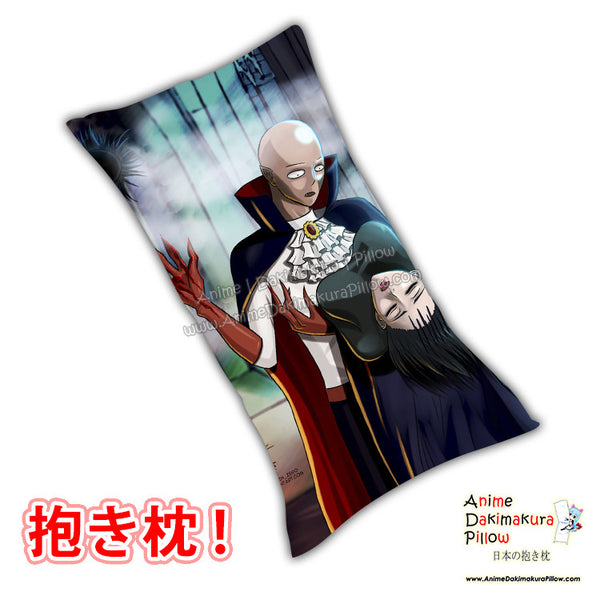 New One Punch Man Anime Dakimakura Japanese Pillow Cover Custom Designer YukiRichan ADC619