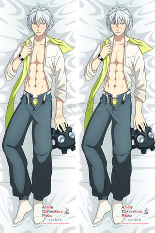 New Clear - Dramatical Murder Anime Dakimakura Japanese Pillow Cover Custom Designer  Natalee Glockzin ADC22 - Anime Dakimakura Pillow Shop | Fast, Free Shipping, Dakimakura Pillow & Cover shop, pillow For sale, Dakimakura Japan Store, Buy Custom Hugging Pillow Cover - 1
