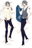 New  Male K Project Anime Dakimakura Japanese Pillow Cover MALE21 - Anime Dakimakura Pillow Shop | Fast, Free Shipping, Dakimakura Pillow & Cover shop, pillow For sale, Dakimakura Japan Store, Buy Custom Hugging Pillow Cover - 1