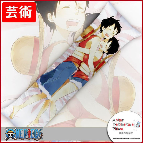 New One Piece Anime Dakimakura Japanese Hugging Body Pillow Cover GZFONG228