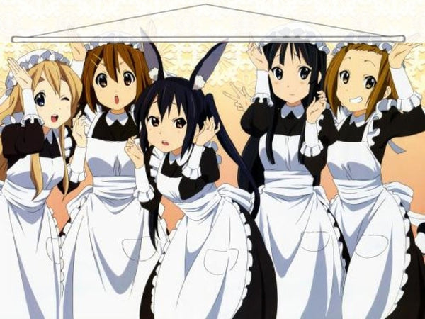 K-On Japanese Anime Wall Scroll Poster and Banner 22