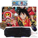 New One Piece Anime Gaming Mouse Pad Deluxe Multipurpose Playmat GZFONG-P22 - Anime Dakimakura Pillow Shop | Fast, Free Shipping, Dakimakura Pillow & Cover shop, pillow For sale, Dakimakura Japan Store, Buy Custom Hugging Pillow Cover - 1