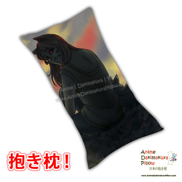 New Girl Anime Dakimakura Japanese Rectangle Pillow Cover Custom Designer BambyKim ADC448 - Anime Dakimakura Pillow Shop | Fast, Free Shipping, Dakimakura Pillow & Cover shop, pillow For sale, Dakimakura Japan Store, Buy Custom Hugging Pillow Cover - 1