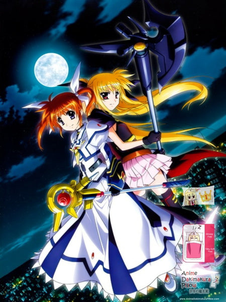 New Magical Girl Lyrical Nanoha Japanese Anime Bed Blanket Cover or Duvet Cover Blanket 22