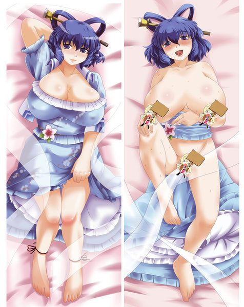 New  Touhou Project - Seiga Kaku Anime Dakimakura Japanese Pillow Cover ContestFortyFour14 - Anime Dakimakura Pillow Shop | Fast, Free Shipping, Dakimakura Pillow & Cover shop, pillow For sale, Dakimakura Japan Store, Buy Custom Hugging Pillow Cover - 1