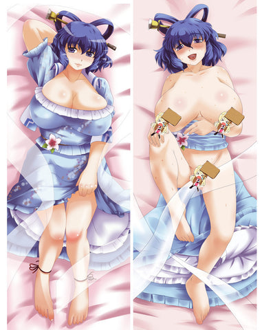 New  Touhou Project - Seiga Kaku Anime Dakimakura Japanese Pillow Cover ContestThirtyEight3 - Anime Dakimakura Pillow Shop | Fast, Free Shipping, Dakimakura Pillow & Cover shop, pillow For sale, Dakimakura Japan Store, Buy Custom Hugging Pillow Cover - 1