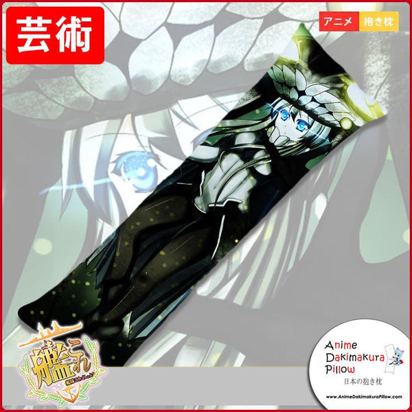 New Wo Class - Kantai Collection Anime Dakimakura Japanese Hugging Body Pillow Cover GZFONG236