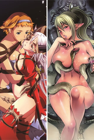 New Queen's Blade Anime Dakimakura Japanese Pillow Cover QB17 - Anime Dakimakura Pillow Shop | Fast, Free Shipping, Dakimakura Pillow & Cover shop, pillow For sale, Dakimakura Japan Store, Buy Custom Hugging Pillow Cover - 1