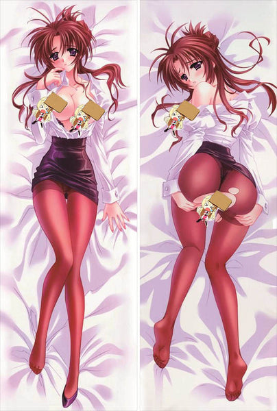 New Carnelian Anime Dakimakura Japanese Pillow Cover CAR19