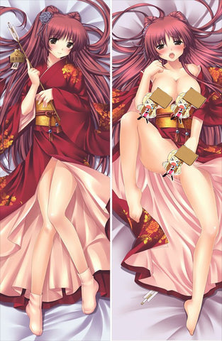 New To Heart Anime Dakimakura Japanese Pillow Cover TH18 - Anime Dakimakura Pillow Shop | Fast, Free Shipping, Dakimakura Pillow & Cover shop, pillow For sale, Dakimakura Japan Store, Buy Custom Hugging Pillow Cover - 1