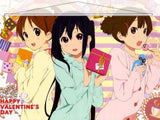 K-On Japanese Anime Wall Scroll Poster and Banner 24 - Anime Dakimakura Pillow Shop | Fast, Free Shipping, Dakimakura Pillow & Cover shop, pillow For sale, Dakimakura Japan Store, Buy Custom Hugging Pillow Cover - 1