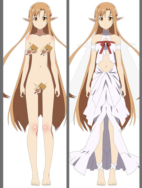 New  Sword Art Online Anime Dakimakura Japanese Pillow Cover ContestFortySeven22
