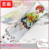 New Rin Hoshizora - Love Live Anime Dakimakura Japanese Hugging Body Pillow Cover GZFONG266 - Anime Dakimakura Pillow Shop | Fast, Free Shipping, Dakimakura Pillow & Cover shop, pillow For sale, Dakimakura Japan Store, Buy Custom Hugging Pillow Cover - 1